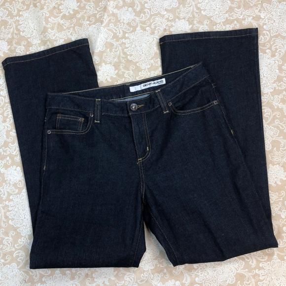 Dkny Denim - DKNY Boot Cut Jeans